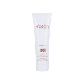 CREMA SOLAR ADN PROTECTION FACIAL SPF50+ EBERLIN BRONZE