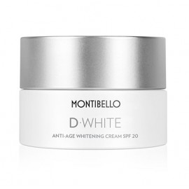 D-WHITE ANTI-AGE WHITENING CREAM SPF 20