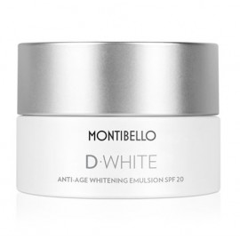 D-WHITE ANTI-AGE WHITENING EMULSION SPF 20D-WHITE ANTI-AGE WHITENING EMULSION SPF 20
